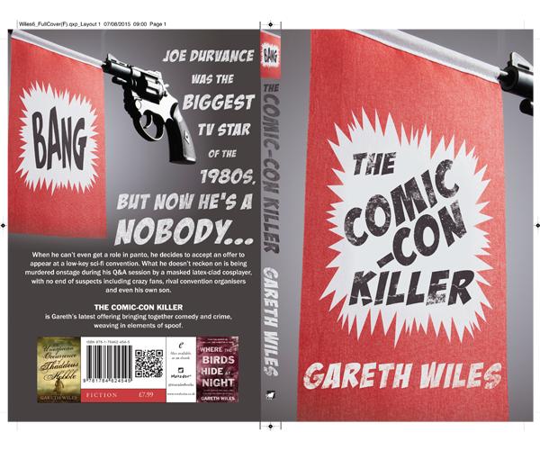 The Comic-Con Killer
