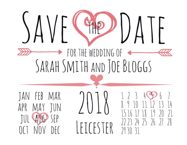 Save the Date Designs 6