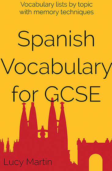 Spanish Vocabulary for GCSE